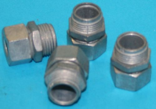 Lewden PD409 25mm Galvanised IP65 Compression Gland